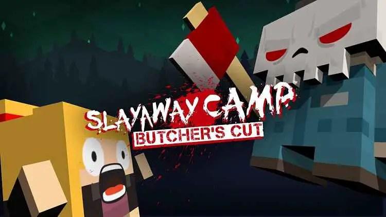 Slayaway Camp: Butcher's Cut coming to PS Vita