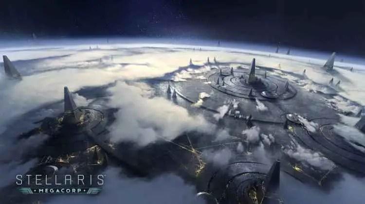 Stellaris MegaCorp Expansion
