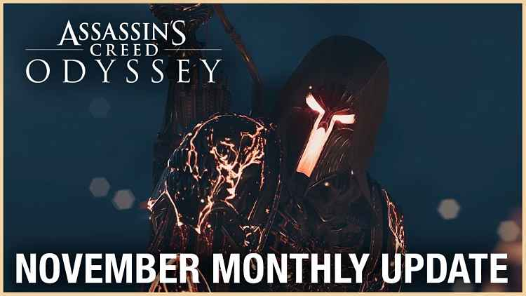 Assassin's Creed Odyssey 1.07 Update