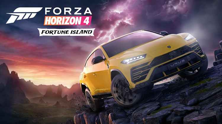 Forza Horizon 4 Fortune Island Expansion Announced