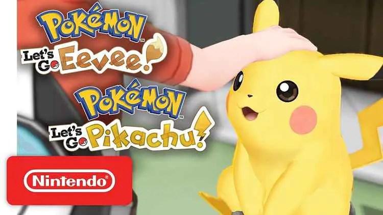 Pokémon Let's Go Social Gameplay Trailer
