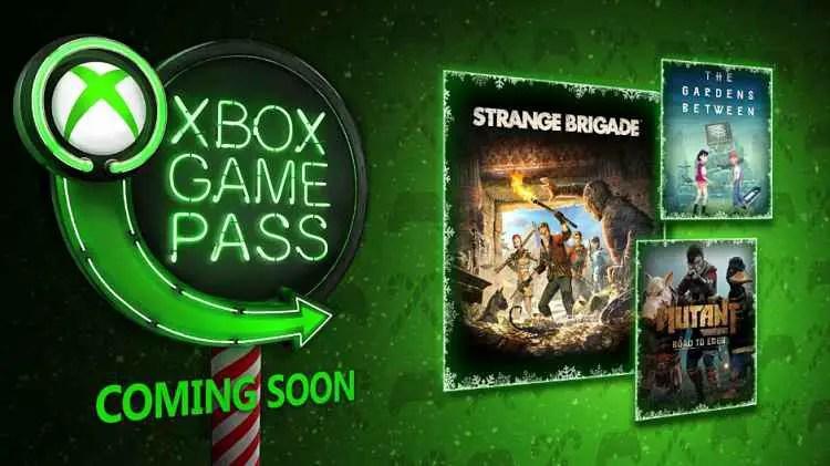 Xbox Game Pass November 2018 Part 2