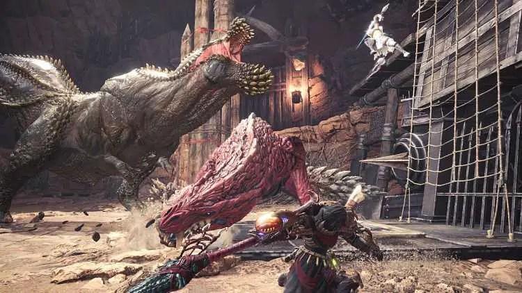 Monster Hunter World SDF: Silent, Deadly, and Fierce