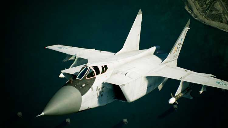Ace Combat 7: Skies Unknown MiG-31B Trailer
