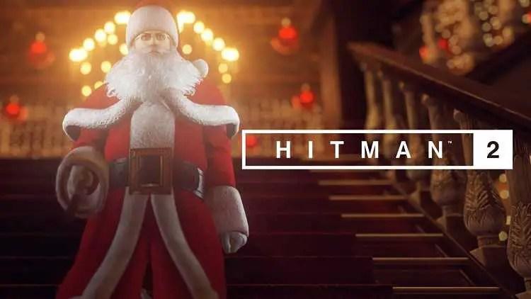 Hitman 2's Holiday Hoarders Trailer