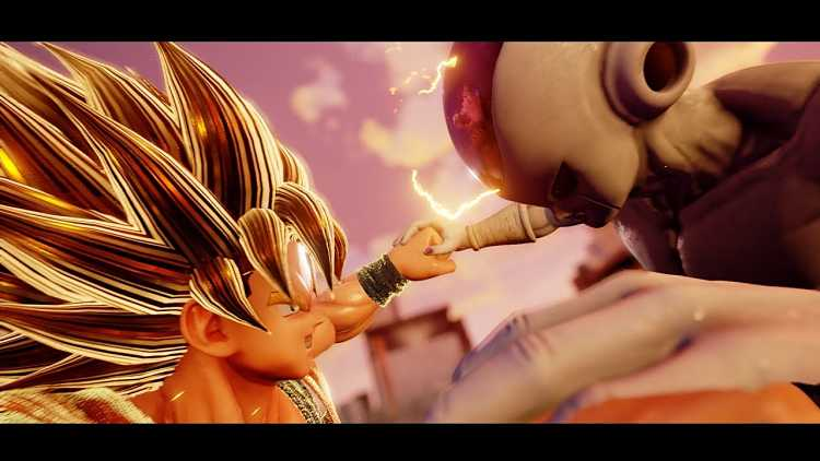 Jump Force Character Creation Trailer