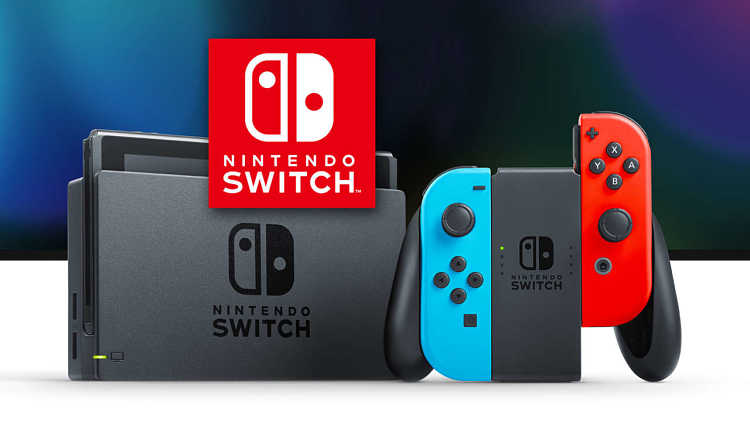 Nintendo Switch Has Surpassed 32 Million Units Sold