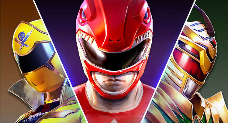 Power Rangers: Battle for the Grid Story Mode