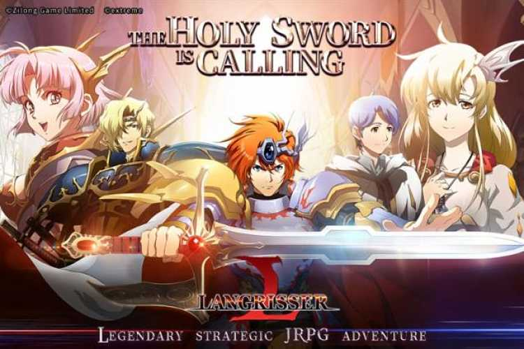 Langrisser Mobile is out right now