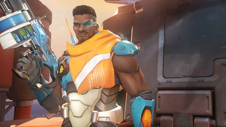 Overwatch adds new hero Baptiste
