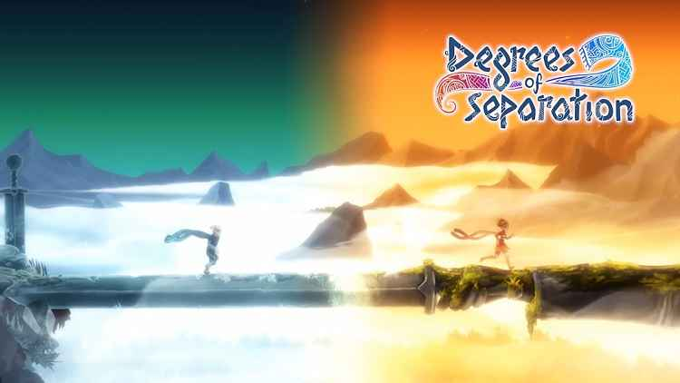 Degrees of Seperation Launch Trailer