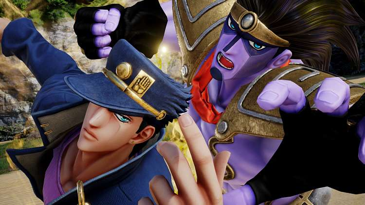 Jump Force adds Dio and Jotaro from JoJo