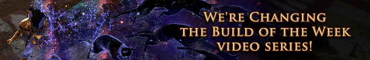 GGG Announces Changes to Build of the Week