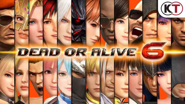 Dead or Alive 6 Launch Trailer