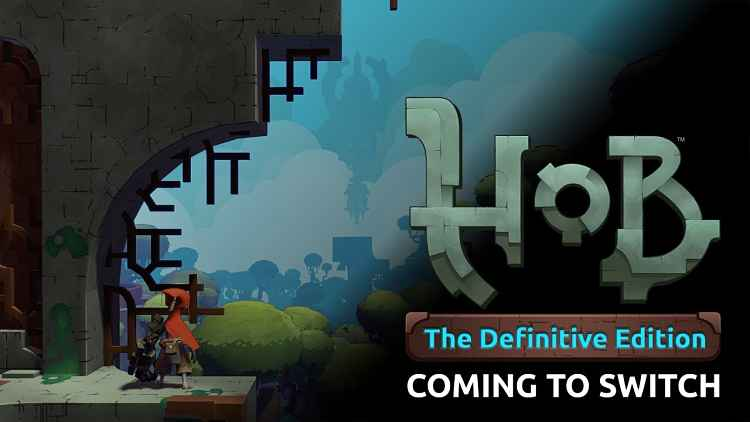 Hob and Torchlight II Coming to Nintendo Switch