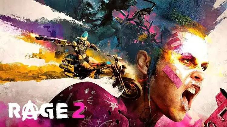 Rage 2 PAX East 2019 Gameplay