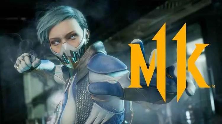 Mortal Kombat 11 Frost Trailer