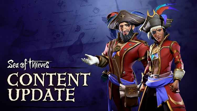 Sea of Thieves Content Update: The Arena