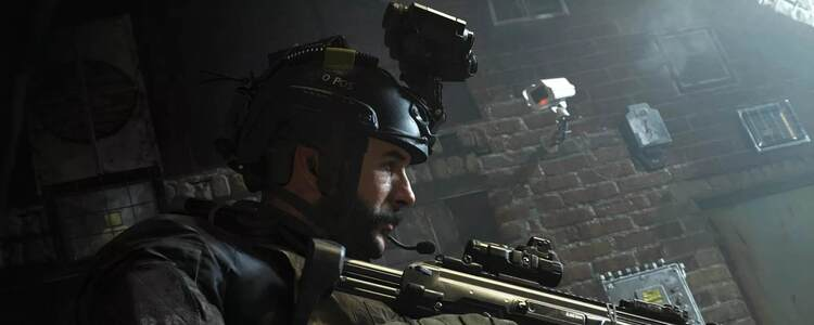 Call of Duty Modern Warfare officially announced