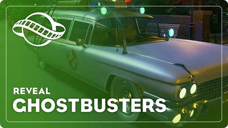 Planet Coaster Ghostbusters DLC Announced