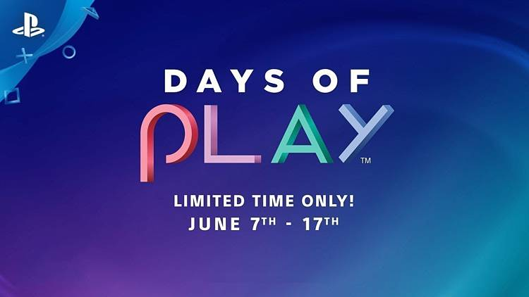 PlayStation Days of Play Sale Returns