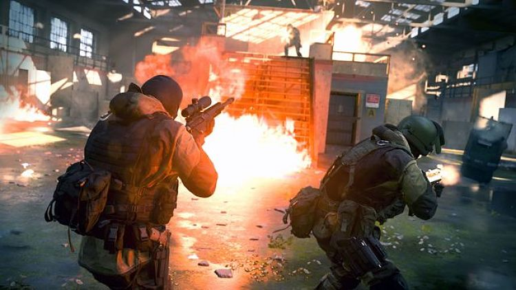 Call of Duty: Modern Warfare reveals new Gunfight mode