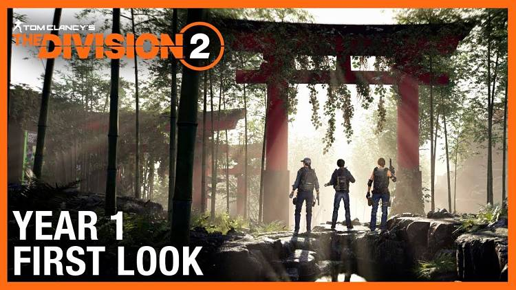 The Division 2 Title Update