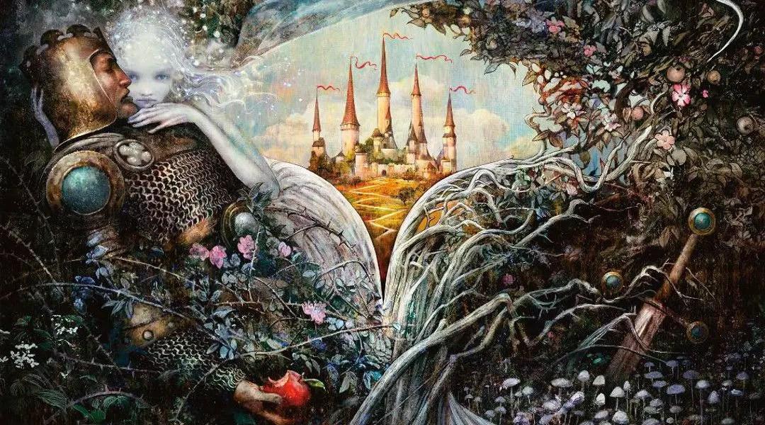 Magic: The Gathering Throne of Eldraine Set Announced