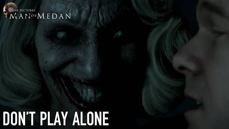 The Dark Pictures Anthology: Man of Medan Multiplayer Trailer
