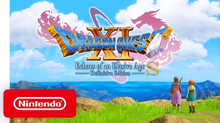 Dragon Quest 11 Switch Trailer