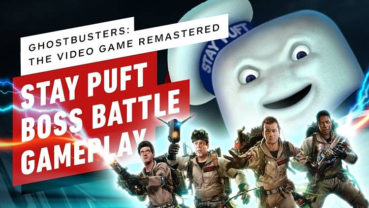 Ghostbusters: The Video Game Remastered Release Date