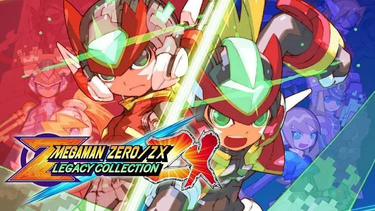 Mega Man Zero/ZX Collection