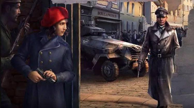 Hearts of Iron 4: La Resistance announced, adds espionage