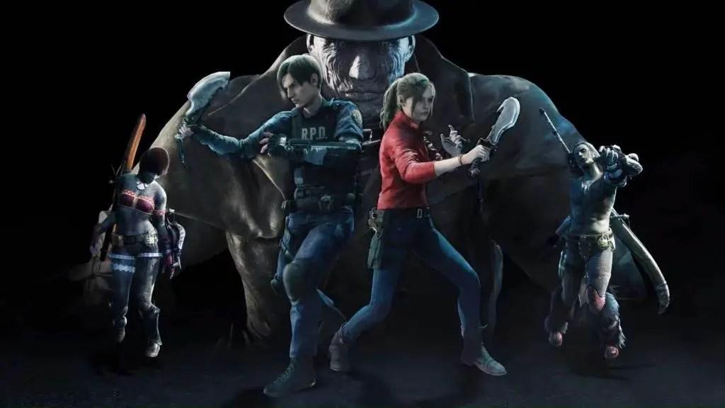 Monster Hunter World Gets Resident Evil Event