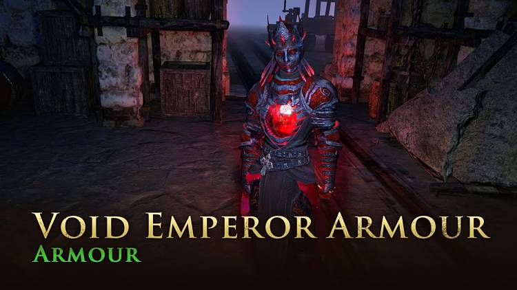 Path of Exile Void Emperor Armor