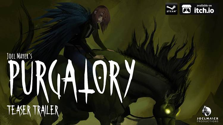 Horror adventure Purgatory teaser released