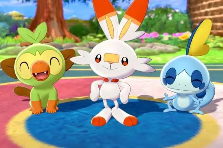 Pokemon Sword and Shield Modders