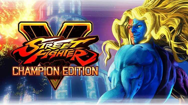Street Fighter V: Champion Edition announced, Gill coming soon