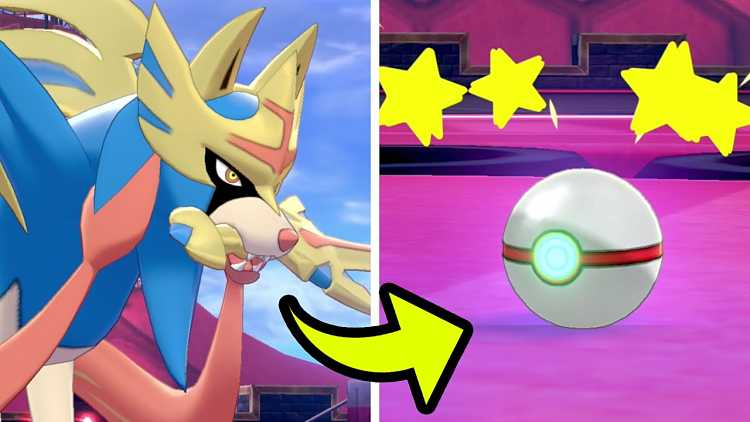 Get the Master Ball in Pokemon Sword and Shield
