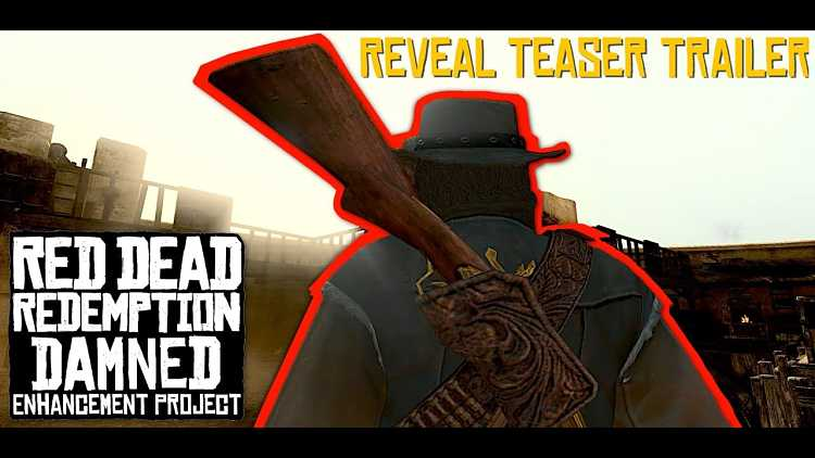Red Dead Redemption Damned Enhancement