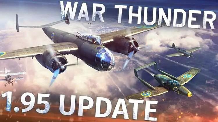 War Thunder 1.95