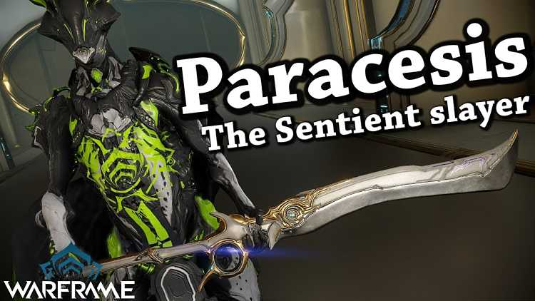 Warframe Guide: How to get the Paracesis
