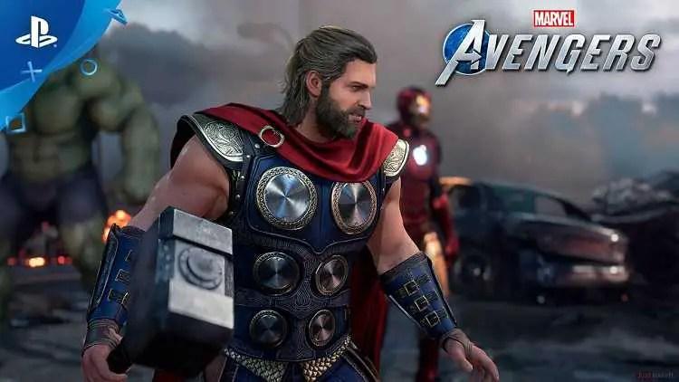Marvel's Avengers In-Engine Trailer
