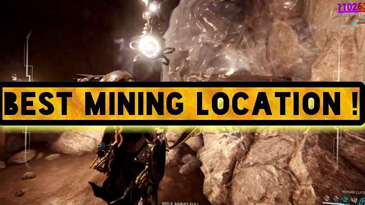 Best Mining Spot on Plains of Eidolon (2020)