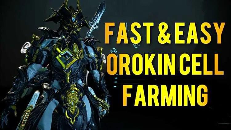 How to farm Orokin Cells in Warframe
