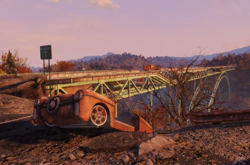 How to load the broadcast tape in Fallout 76