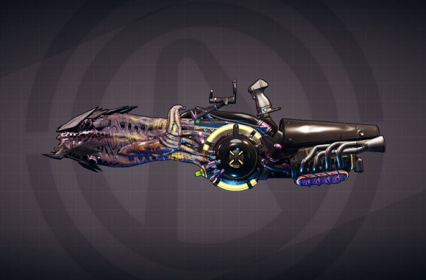 How to get the Yellowcake Rocket Launcher in Borderlands 3