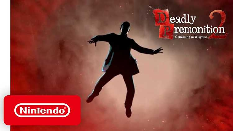 Deadly Premonition 2 Switch Release Date