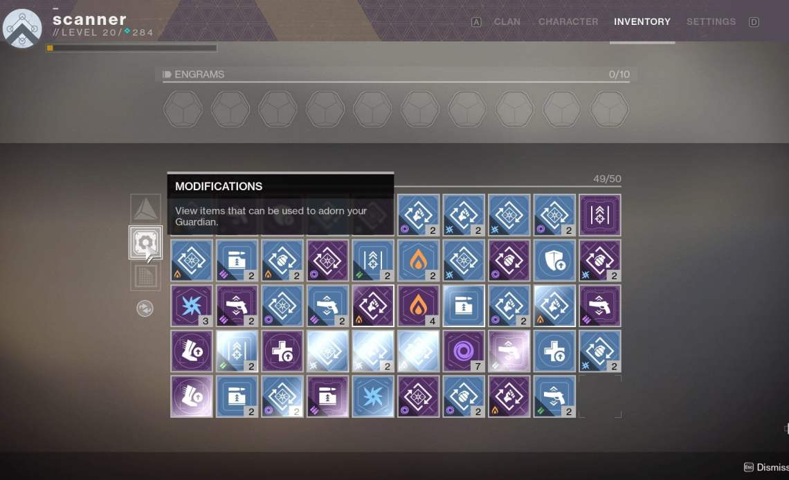 How To Get Mod Components In Destiny 2