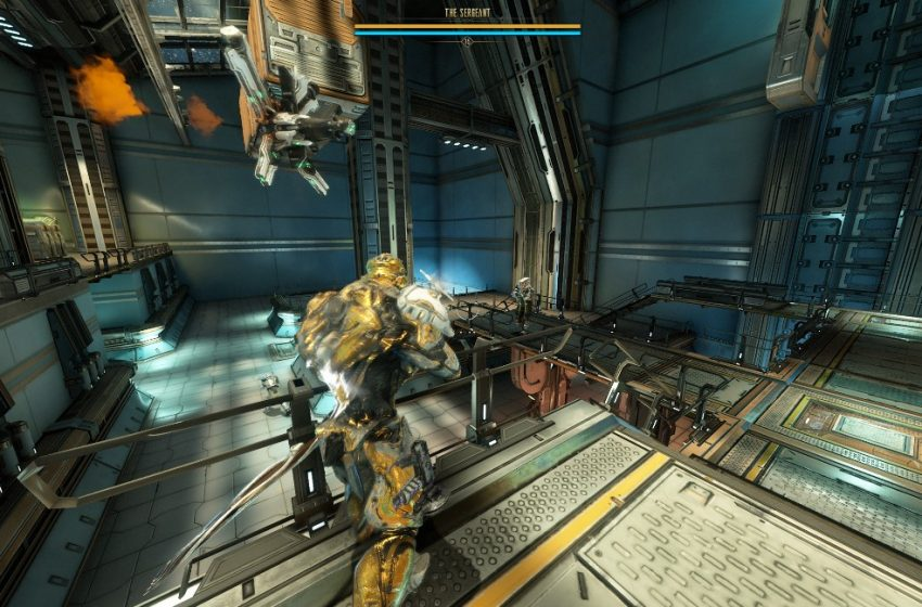 How to kill the Sergeant in Warframe